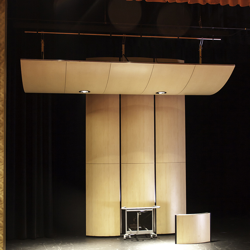acoustical shells, Enhancing Space with Acoustical Shells