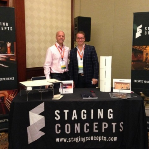 Staging Concepts, Staging Concepts at LHAT