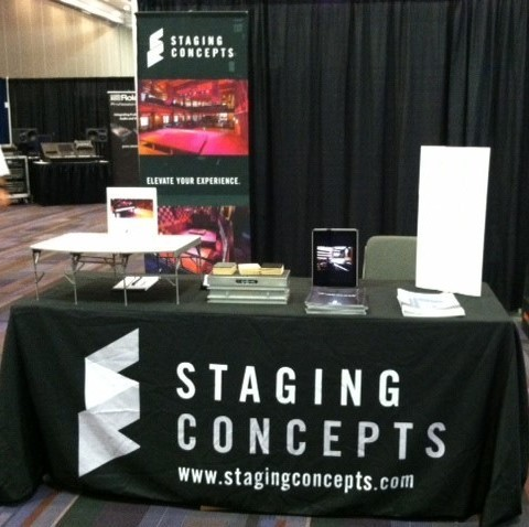 staging concepts, Staging Concepts at CITT