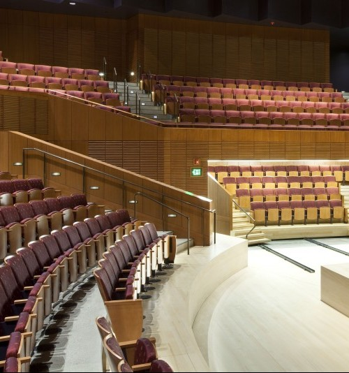 Seating Wagons, Transforming the Audience Space: Seating Wagons