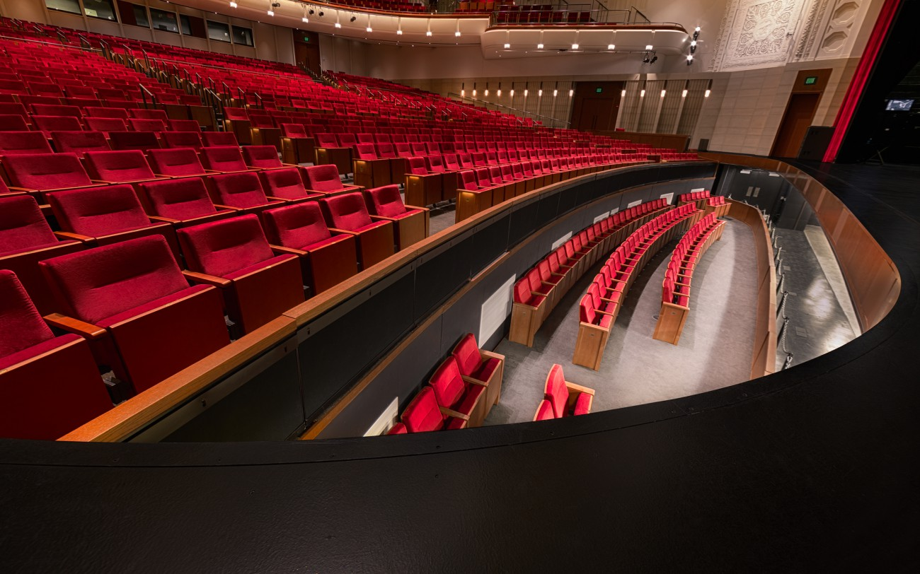 Northrop Auditorium: Project Overview | Staging Concepts