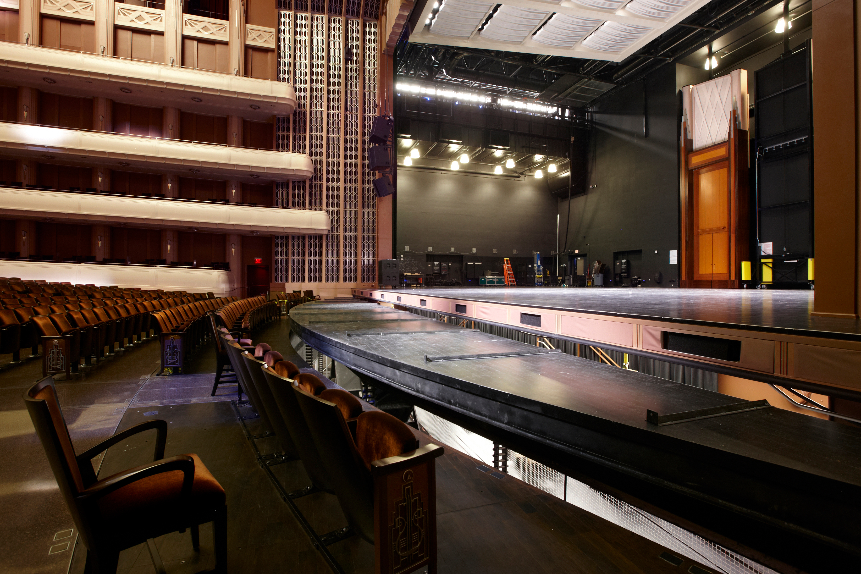 Smith Center Stage 3