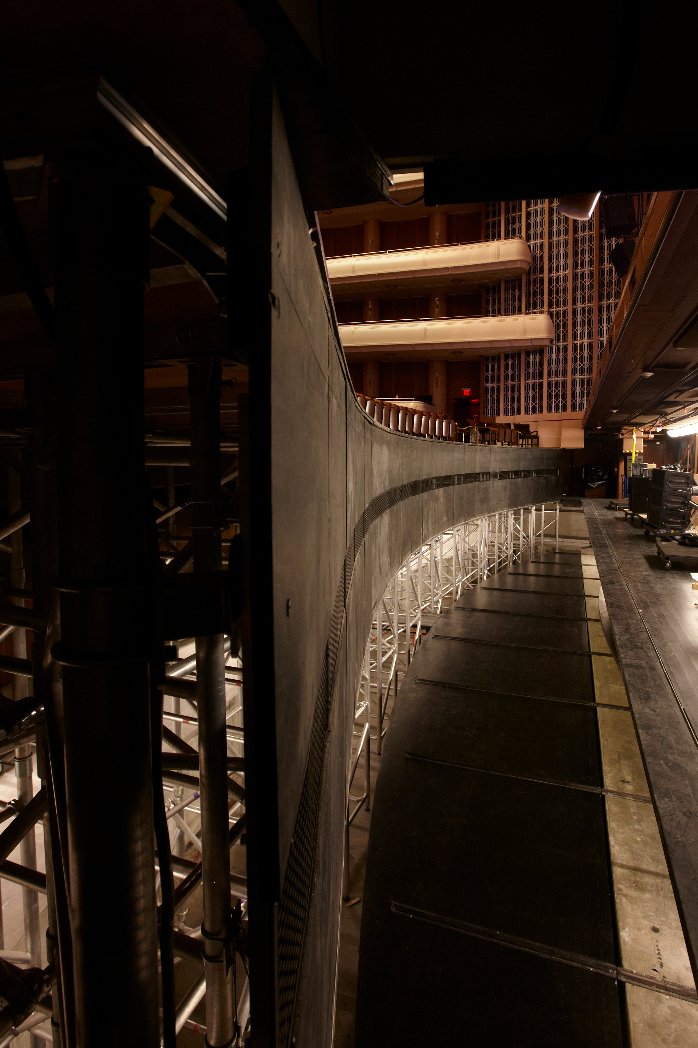 Smith Center Stage 7