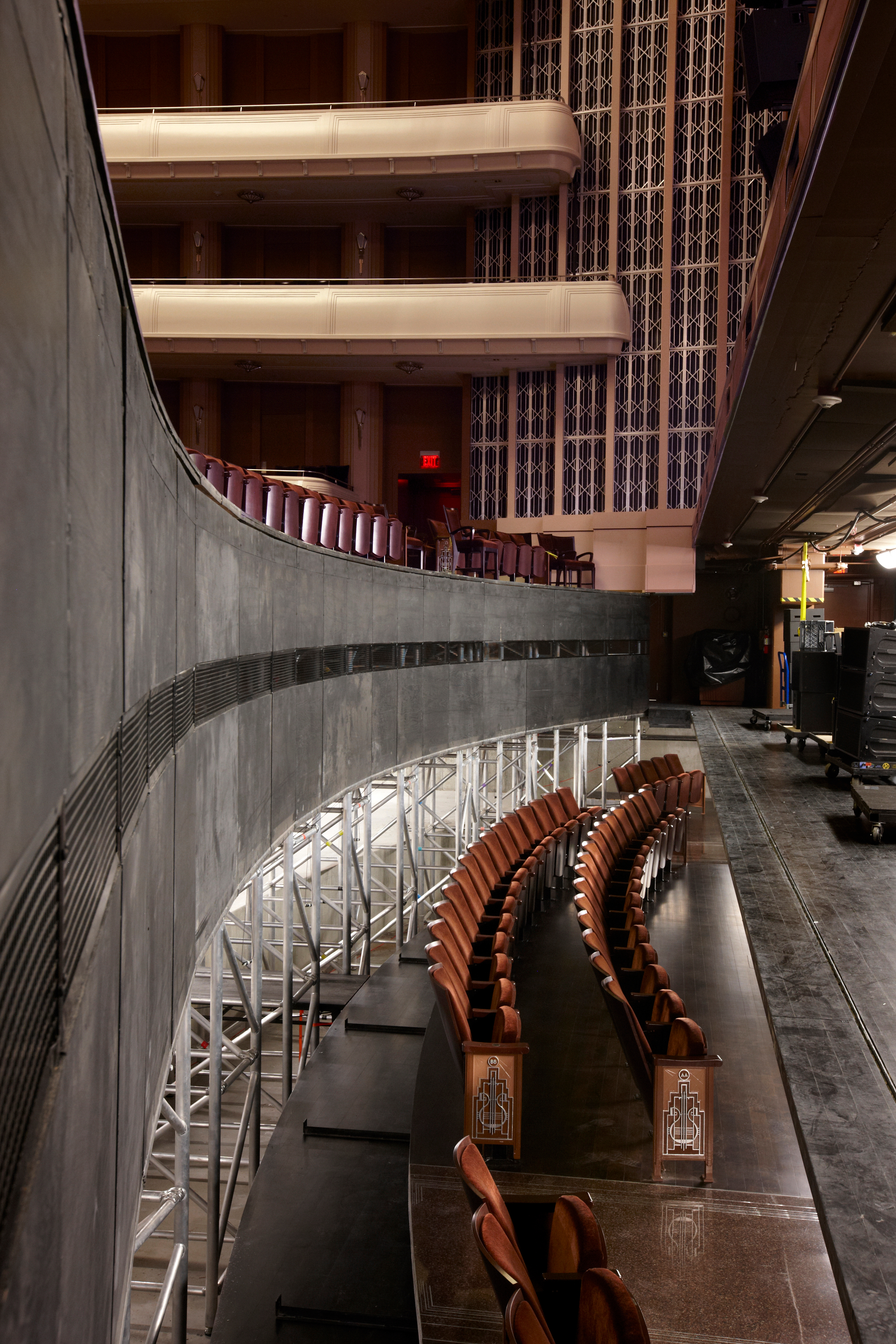 Smith Center Stage 10