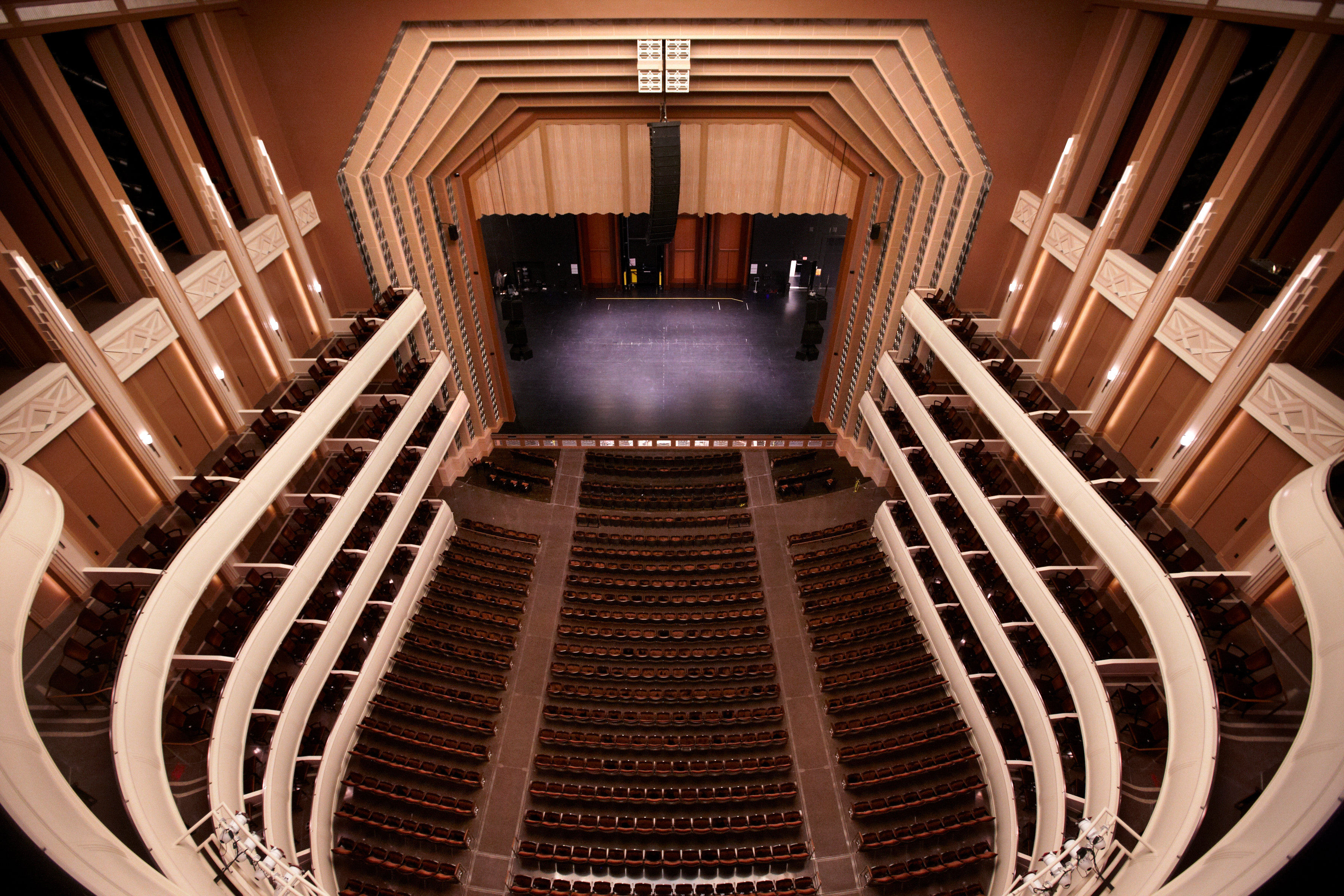 Smith Center Stage 14