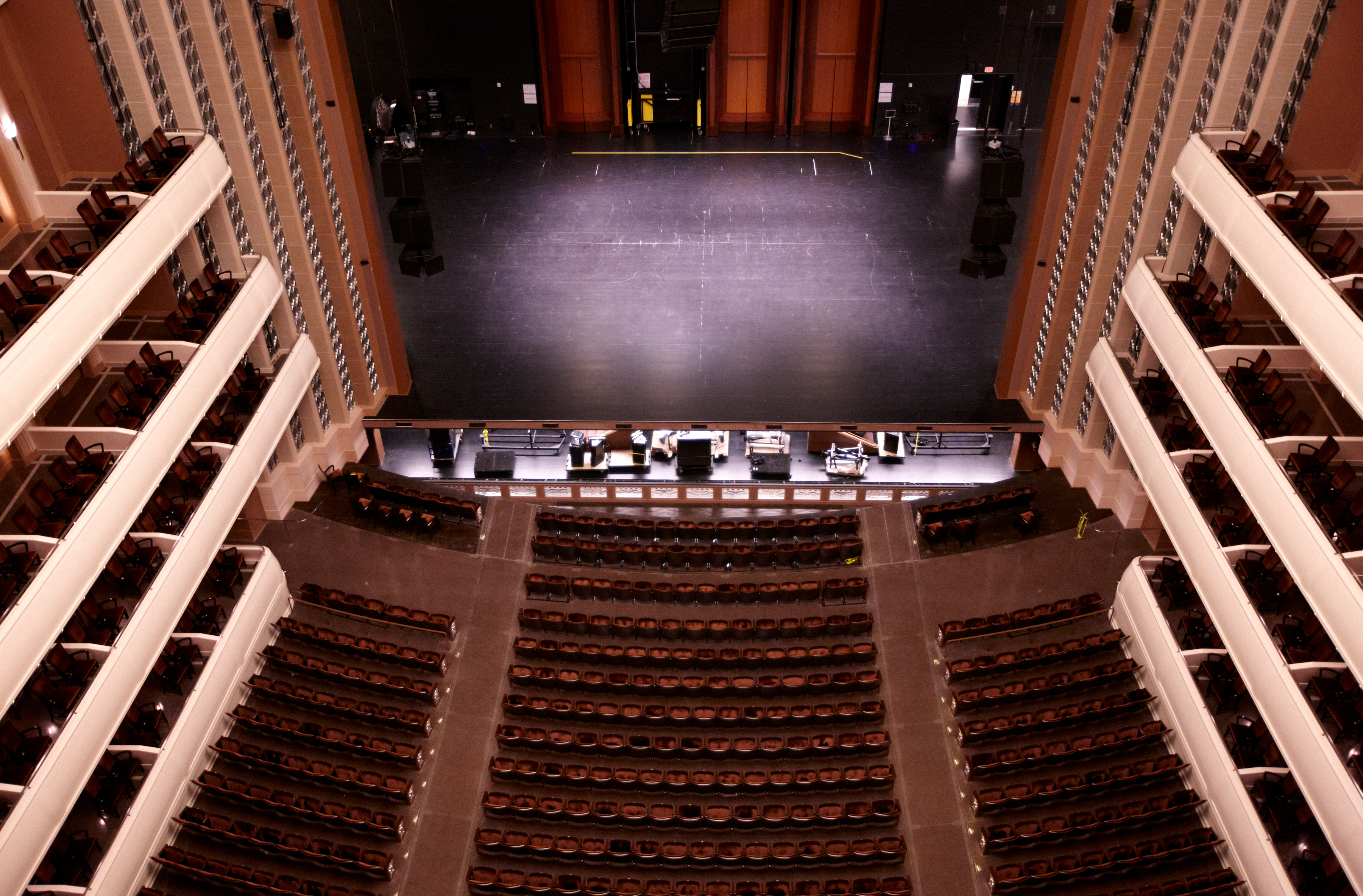 Smith Center Stage 15