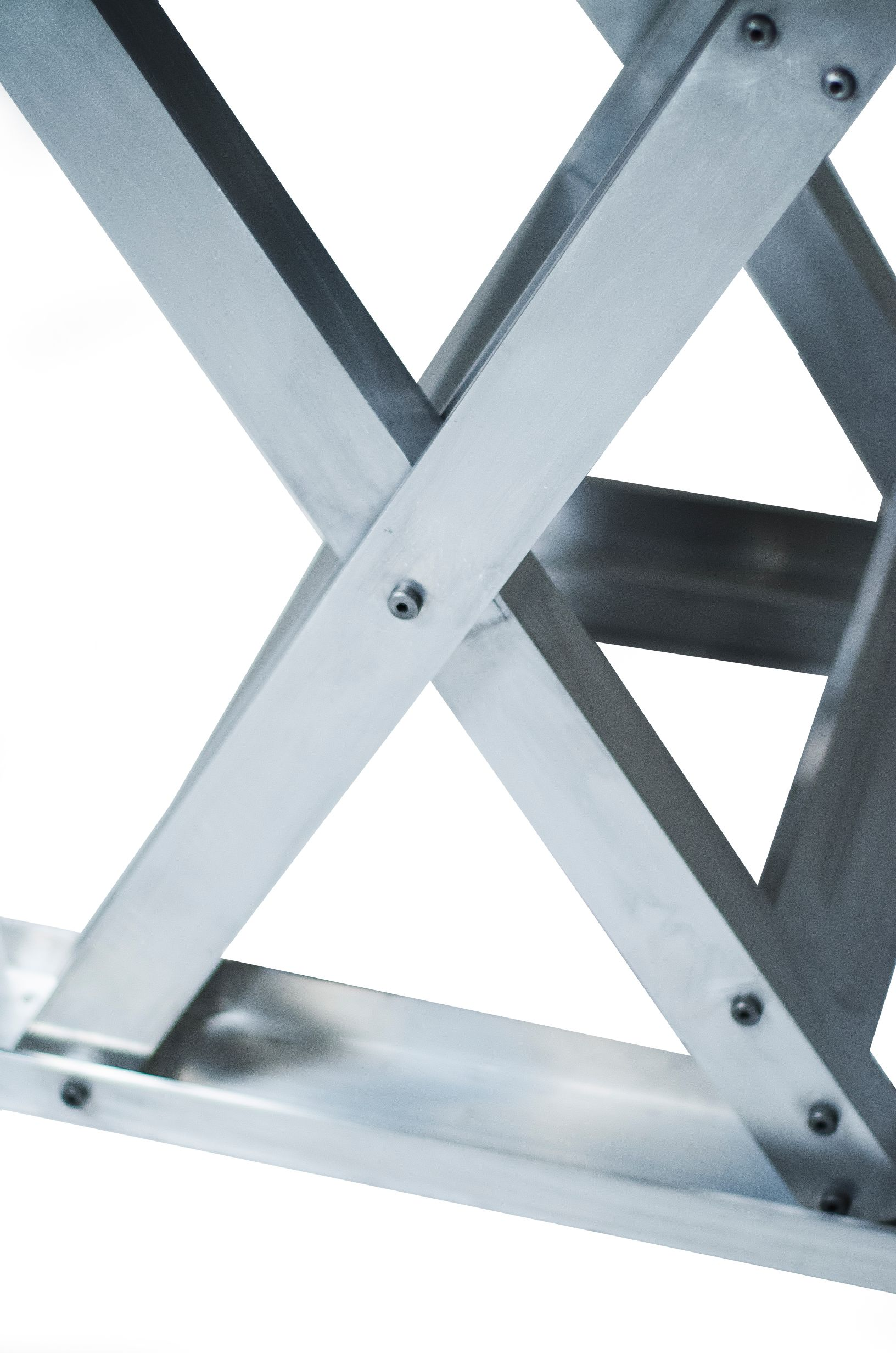 Uplift Stage Scissor Lift