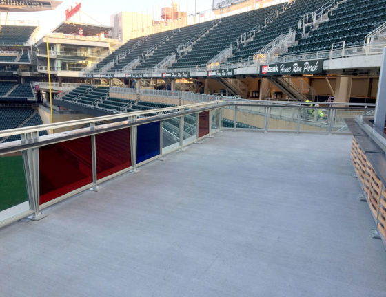 """""""Catch"""" VIP at Target Field"""