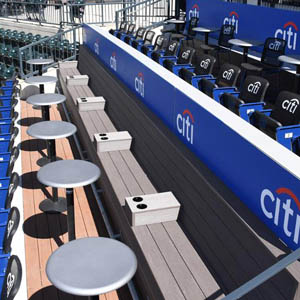 citi field, VIP Experience Hits Out of the Park at Citi Field