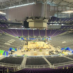 NCAA 2019 at US Bank Stadium in Minneapolis, MN