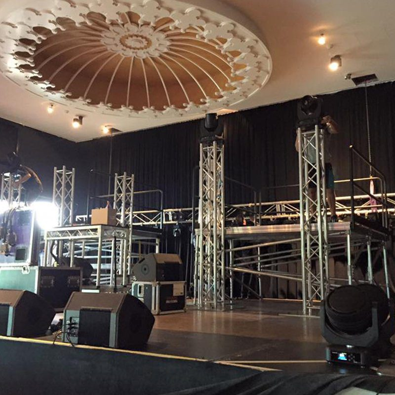 , Make the Most of Your Event Space With Modular Staging Equipment